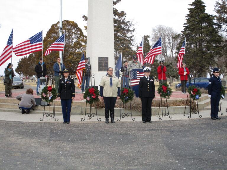 Wreaths across america (3)