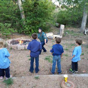 5.19.18 Angelina n campfire