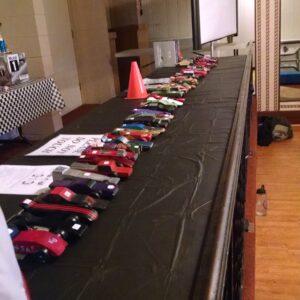 car line up