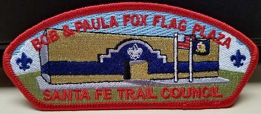Flag plaza patch